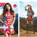 Victoria Justice Cosmo For Latinas Magazine May 2015