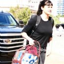 Shailene Woodley  Arrives at Cinemacon in Las Vegas