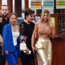 Sofia Richie with Kris Jenner on holiday in Portofino