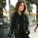 Shenae Grimes - Shops At Marc Jacobs In West Hollywood, 2010-10-09