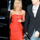 Jennifer Aniston's NYC Perfume Launch Event