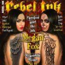 Megan Fox Rebel Ink February/March 2011