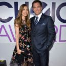 Actor Michael Weatherly attends The 40th Annual People's Choice Awards at Nokia Theatre L.A. Live on January 8, 2014 in Los Angeles, California - 403 x 594