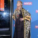 Madonna - 2018 MTV Video Music Awards - Press Room - 436 x 600