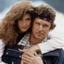 Tom Berenger and Kirstie Alley
