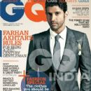 Farhan Akhtar - GQ Magazine Pictorial [India] (September 2012)