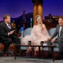 Anya Taylor-Joy and James Marsden at The Late Late Show with James Corden (February 2020) - 454 x 303
