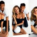 Gisele Bündchen, Neymar - Vogue Magazine Pictorial [Brazil] (June 2014)
