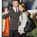 Harry Judd and Izzy Johnston - 454 x 748