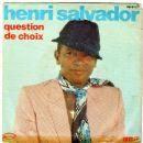 Henri Salvador - Question De Choix (Lanca Perfume)
