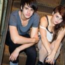 Blake Harnage and Sierra Kusterbeck