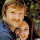 Jon Voight and Marcheline Bertrand