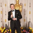 Colin Firth At The 83rd Academy Awards (2011) - 400 x 600