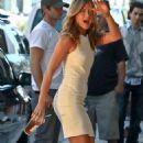 Jennifer Aniston: Going Behind the Camera