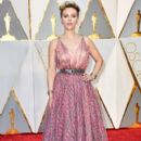 Scarlett Johansson At The 89th Annual Academy Awards - Arrivals (2017)