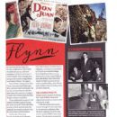 Errol Flynn - Yours Retro Magazine Pictorial [United Kingdom] (4 June 2018) - 454 x 642