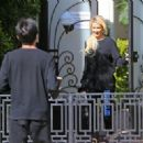 Holly Madison – Gets her delivery during the quarantine
