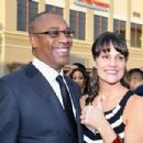 Joe Morton and Nora Chavooshian - 454 x 302