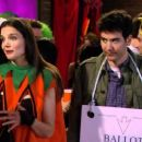 Katie Holmes as Naomi in How I Met Your Mother