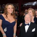 Mariah Carey and Mickey Rooney - The 82nd Annual Academy Awards (2010)