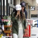 Vanessa Hudgens: at Trader Joe's in Studio City