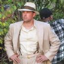 Ben Affleck- December 7, 2015-on the Set of 'Live by Night'
