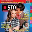 Cristián de la Fuente, Silvia Navarro - Stop Magazine Cover [Slovenia] (9 January 2013)