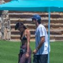 Kaia Gerber and Jacob Elordi – Pictured while on vacation in Cabo San Lucas