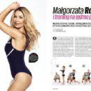 Malgorzata Rozenek - Be Active Magazine Pictorial [Poland] (January 2017) - 454 x 302