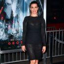 Angie Cepeda- Premiere of Warner Bros. Pictures' 'Geostorm' - Arrivals - 397 x 600