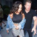Demi Lovato – Leaving her hotel in New York City - 454 x 682