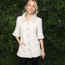 Sienna Miller – Charles Finch and CHANEL Pre-Oscar Awards Dinner in LA - 454 x 681