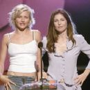 2000 MTV Movie Awards - Cameron Diaz and Catherine Keener