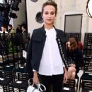 Alicia Vikander at Louis Vuitton Show – Paris Fashion Week 10/05/2016