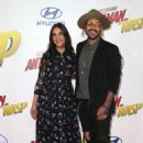 Nikohl Boosheri – 'Ant-Man and The Wasp' Premiere in Los Angeles - 454 x 674