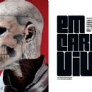 Rick Genest - Inked Magazine Pictorial [Brazil] (March 2012) - 454 x 312