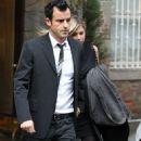 Jennifer Aniston & Justin Theroux: Christie's Couple