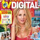 Kaley Cuoco - TV Digital Magazine Cover [Germany] (24 December 2016)