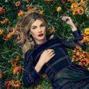 Angela Lindvall - Harper's Bazaar Magazine Pictorial [Kazakhstan] (August 2016) - 454 x 592