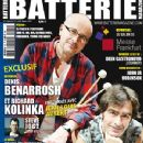 Richard Kolinka - Batterie Magazine Cover [France] (May 2011)