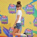 Zendaya attends Nickelodeon's 27th Annual Kids' Choice Awards held at USC Galen Center on March 29, 2014 in Los Angeles, California