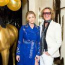 Nina Agdal – Club 58 at Bergdorf Goodman in New York
