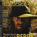 Vincent Cassel - L'ecran Fantastique Magazine Cover [France] (February 2004)