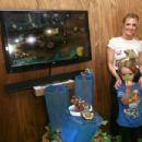 Ashlee Simpson Skylanders Trap Team Activision Booth During E3 In La