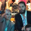 Scarlett Johansson and Jared Leto (2012)