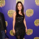 Mary-Louise Parker - 2009 MtvU Woodie Awards - Arrivals & Show, New York City, November 18 2009