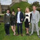 Snow White and The Huntsman cast at the UK photocall May 11, 2012