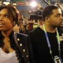 David Otunga and Jennifer Hudson - 454 x 302