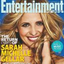 Sarah Michelle Gellar - Entertainment Weekly Magazine Cover [United States] (2 September 2011)
