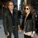 Robert Downey Jr's and Susan Levin in Cinematheque Honors - 454 x 726